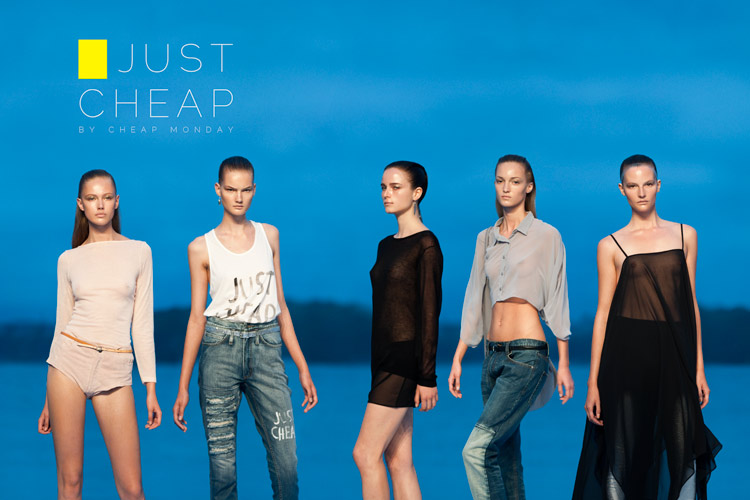 © Leonard Gren: Just Cheap by Cheap Monday | Frida Gustavsson, Kirsi Pyrhonen, Anna de Rijk